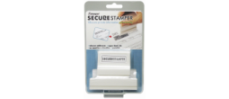 Protect yourself with our secure stamps and markers. Special black ink obscures private information and is perfect for hiding personal data.