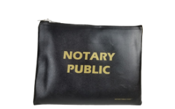 BAG-NP-LG - Notary Supplies Bag