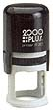 round self-inking stamps, 2000+ round self-inking stamps